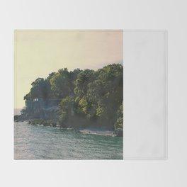 Island Throw Blanket