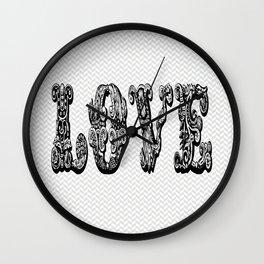 Summer Love - The Sequel Wall Clock