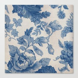 Floral V3 Canvas Print
