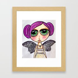 angelita Framed Art Print