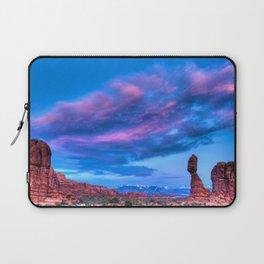 """Balanced Sunset"" Laptop Sleeve"