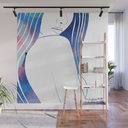 Celestial V Wall Mural