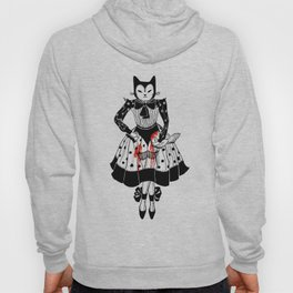 Cats are cruel Hoody