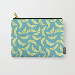 Banana stencil pattern Carry-All Pouch