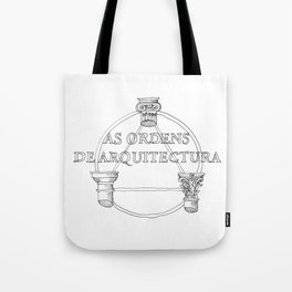 architecture orders Tote Bag