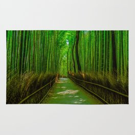 Bamboo Trail Rug
