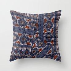 Winter Lovers VI Throw Pillow