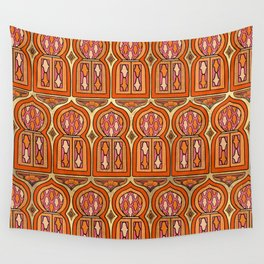 Marrakesh Windows Wall Tapestry