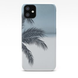 Palm and Ocean iPhone Case