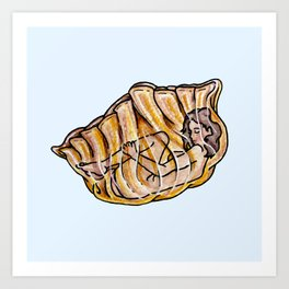 Dumpling Dream Art Print