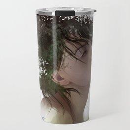 Natural Hair Travel Mug