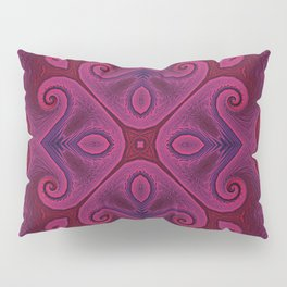 Heat Square Pillow Sham