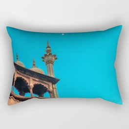 Jama Masjid´s dome in Delhi Rectangular Pillow