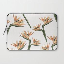 Birds of Paradise Flowers 2 Laptop Sleeve