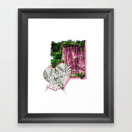 Our Constant Love Framed Art Print