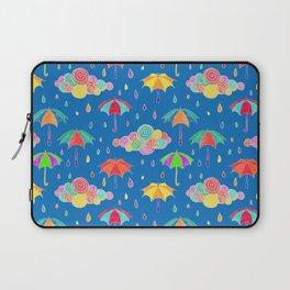 Rainbow Showers Laptop Sleeve