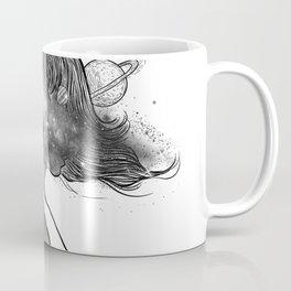 Into the universe. Coffee Mug