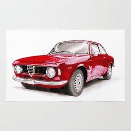 Giulia GTA Rug