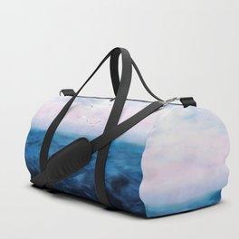 Watercolor Sea 5 Duffle Bag