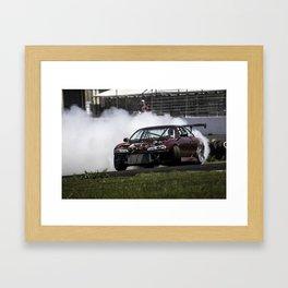 Steve Misko - ClubLoose Hot Moves '15 Framed Art Print