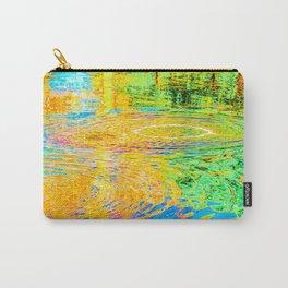 Rainbow Tarpit Carry-All Pouch