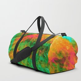 Dragon Fly Duffle Bag