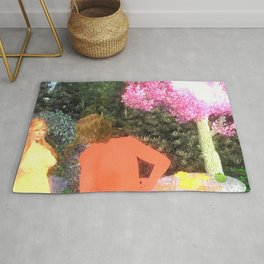 Cult of Youth: Girls Logic Rug