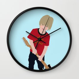 Shoe Gazer Wall Clock