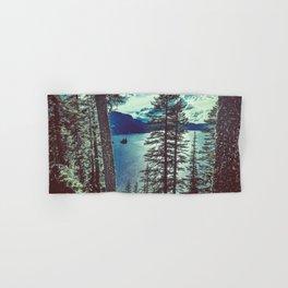 Crater Lake Vintage Summer Hand & Bath Towel