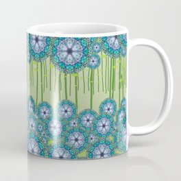Haint - Flower fields H of Alphabet collection Coffee Mug