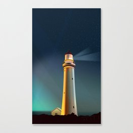 The dreamy ligthouse Canvas Print