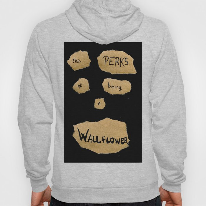 THE PERKS OF BEING A WALLFLOWER  Hoody