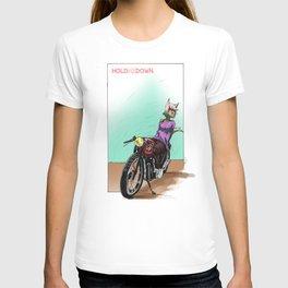 Sarah's Caferacer T-shirt