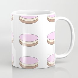 Neapolitan Macarons Love Coffee Mug