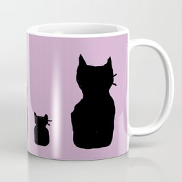 It's a cute Caturday ! Coffee Mug