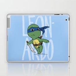 TMNT: Leonardo (Cute & Dangerous) Laptop & iPad Skin