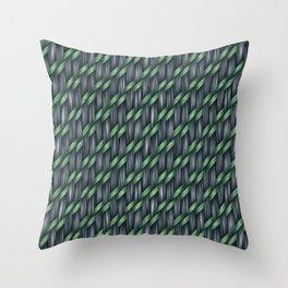 Blended Fibre Weave Throw Pillow