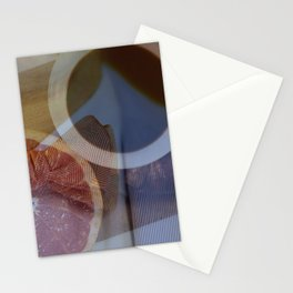 A Gentleman's Breakfast Stationery Cards