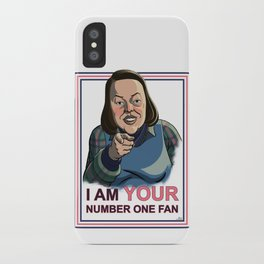 Misery iPhone Case