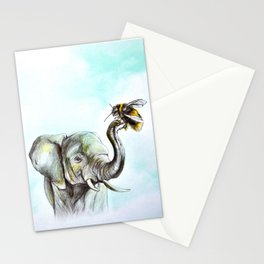 Elephant Dreams Stationery Cards