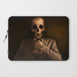 Skull And Crossbones Laptop Sleeve
