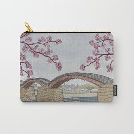 Kintaikyo bridge Carry-All Pouch