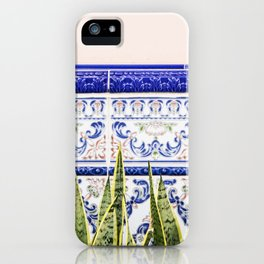 Moroccan Botany #society6 #decor #buyart iPhone Case