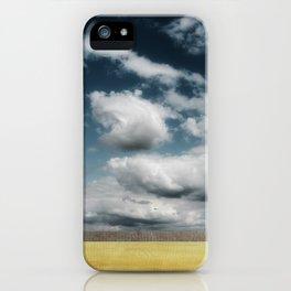 The Big Sky iPhone Case