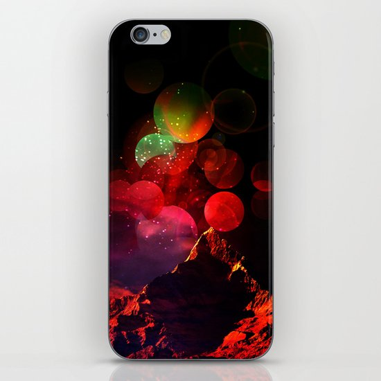 It All Started with a Bang iPhone & iPod Skin