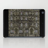 led zeppelin iPad Cases featuring Physical Graffiti. Zeppelin lyrics print. by Robotic Ewe