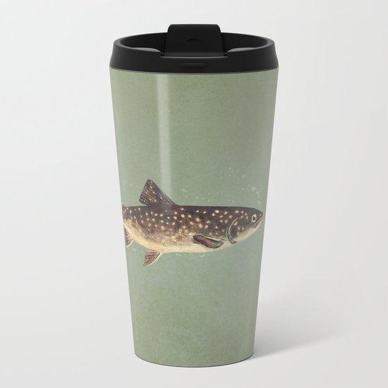 Irresistible Bait  Metal Travel Mug