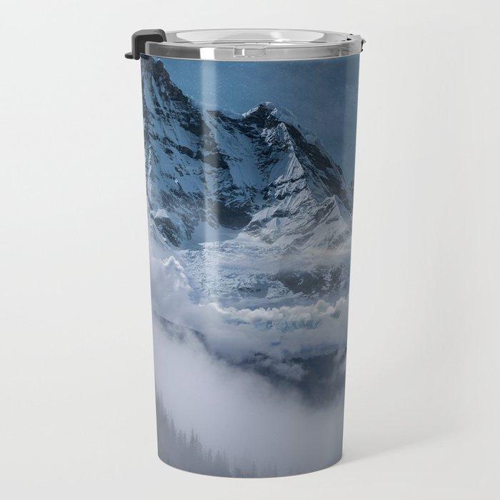 Misty Mountains Travel Mug