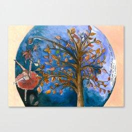 Surprising Beauty  Canvas Print