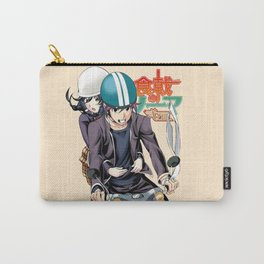 yukihira with tadokoro amazing2 Carry-All Pouch